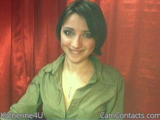 Start VIDEO CHAT with Katherine4U