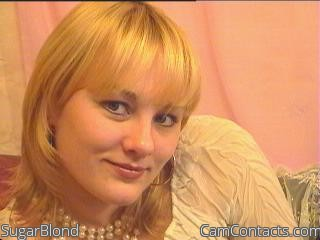 Start VIDEO CHAT with SugarBlond