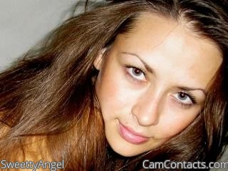 Start VIDEO CHAT with SweettyAngel