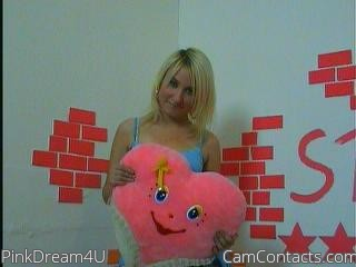 Start VIDEO CHAT with PinkDream4U