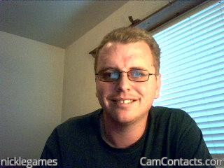 Start VIDEO CHAT with nicklegames