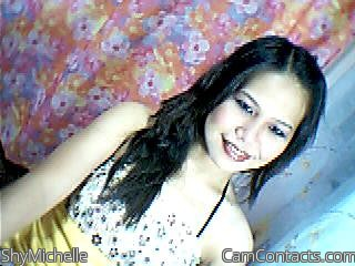 Start VIDEO CHAT with ShyMichelle
