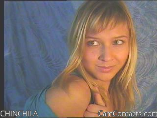 Start VIDEO CHAT with CHINCHILA