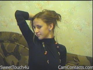 Start VIDEO CHAT with SweetTouch4u