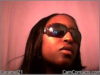 Start VIDEO CHAT with Caramel21
