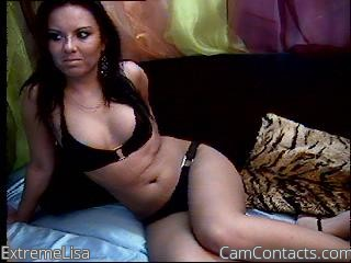 Start VIDEO CHAT with ExtremeLisa