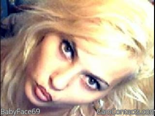 Start VIDEO CHAT with BabyFace69
