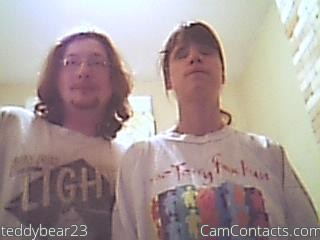 Start VIDEO CHAT with teddybear23