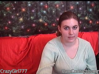 Start VIDEO CHAT with CrazyGirl777