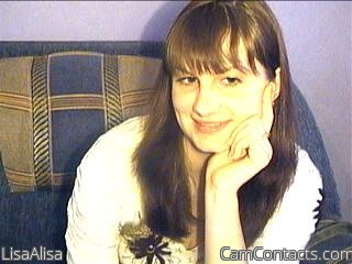 Start VIDEO CHAT with LisaAlisa