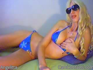 Start VIDEO CHAT with Angelitta