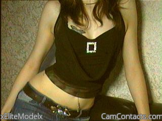 Start VIDEO CHAT with xEliteModelx
