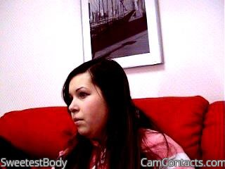 Start VIDEO CHAT with SweetestBody