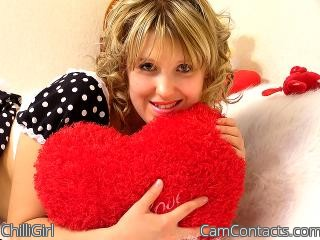 Start VIDEO CHAT with ChilliGirl
