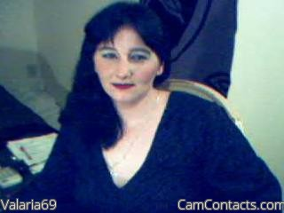 Start VIDEO CHAT with Valaria69