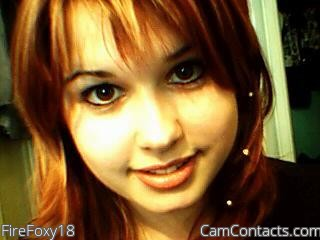 Start VIDEO CHAT with FireFoxy18