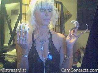 Start VIDEO CHAT with MistressMist