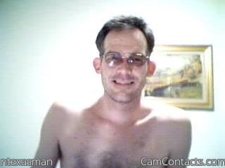 Start VIDEO CHAT with ntexasman
