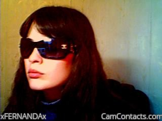 Start VIDEO CHAT with xFERNANDAx