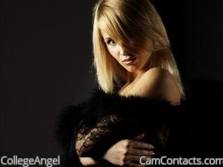 Start VIDEO CHAT with CollegeAngel