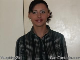 Start VIDEO CHAT with TemptingGirl