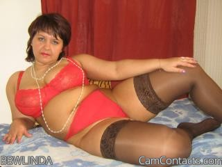 Start VIDEO CHAT with BBWLINDA