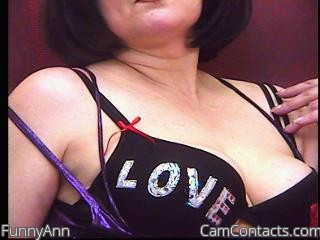 Start VIDEO CHAT with FunnyAnn