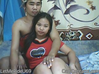 Start VIDEO CHAT with LetMeRideU69