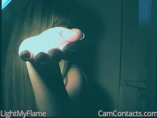 Start VIDEO CHAT with LightMyFlame