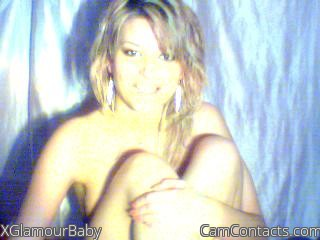 Start VIDEO CHAT with XGlamourBaby