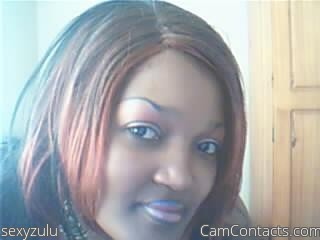 Start VIDEO CHAT with sexyzulu