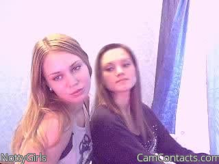 Start VIDEO CHAT with NottyGirls