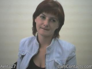 Start VIDEO CHAT with Aelita27
