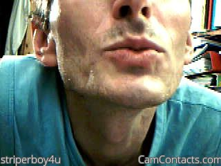 Start VIDEO CHAT with striperboy4u