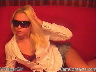 Start VIDEO CHAT with YrSuperGirl