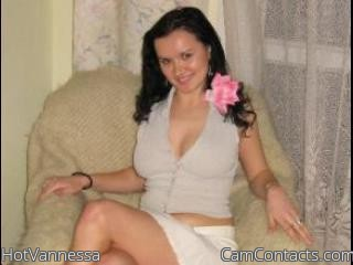Start VIDEO CHAT with HotVannessa