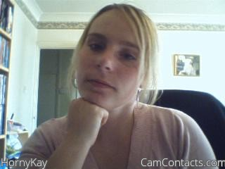 Start VIDEO CHAT with HornyKay