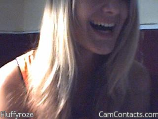 Start VIDEO CHAT with Fluffyroze