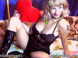 Start VIDEO CHAT with HotestAngel1