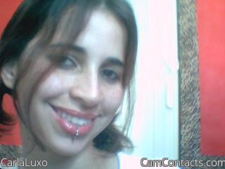 Start VIDEO CHAT with CarlaLuxo