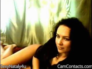 Start VIDEO CHAT with SexyNataly4u