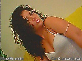 Start VIDEO CHAT with RebelBrunete