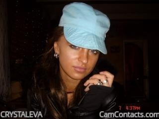 Start VIDEO CHAT with CRYSTALEVA