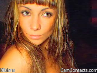 Start VIDEO CHAT with Bibiana