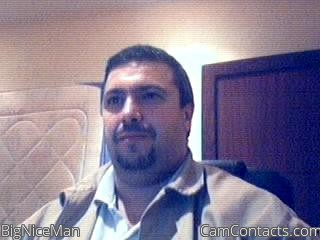 Start VIDEO CHAT with BigNiceMan