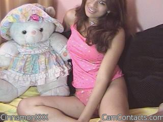 Start VIDEO CHAT with CinnamonXXX
