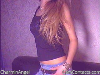 Start VIDEO CHAT with CharminAngel
