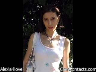 Start VIDEO CHAT with Alexia4love
