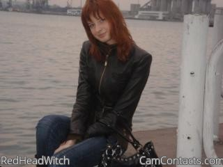 Start VIDEO CHAT with RedHeadWitch