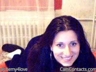 Start VIDEO CHAT with alchemy4love
